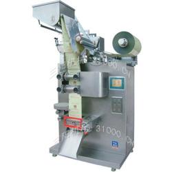 Granule 4-côté d'étanchéité et d'emballage double ligne machine DXDS-K350E