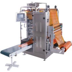 Liquid 4-côté d'étanchéité et machine d'emballage multi-lignes