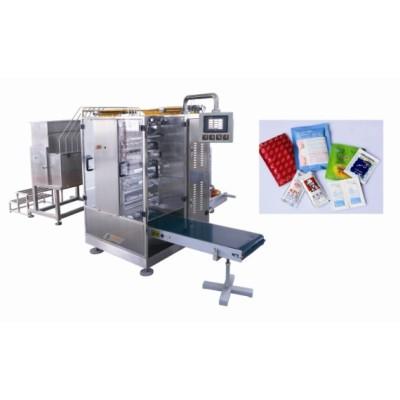 Ketchup 4-côté d'étanchéité et machine d'emballage multi-lignes