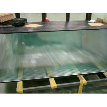 Insulated glass doors