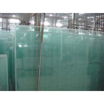 Laminated Glass with Dupont PVB