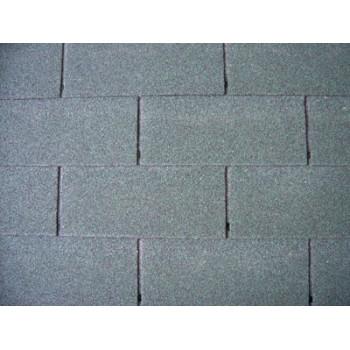 standard single-layer shingles