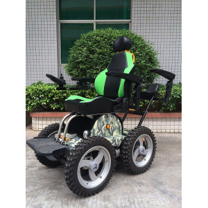 Double Traveller wheelchair