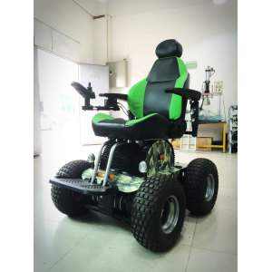 Beach Electric Wheelchair