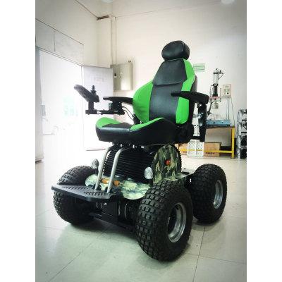 沙滩電動輪椅
