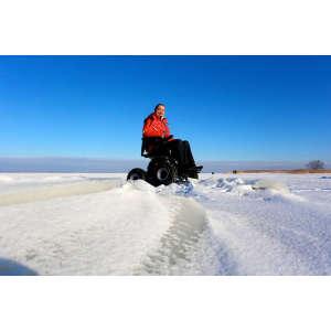 4x4 electric wheelchair