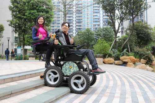 Observer unlimited electric wheelchairs