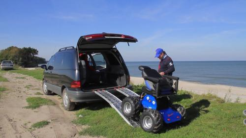 off road Wheelchair