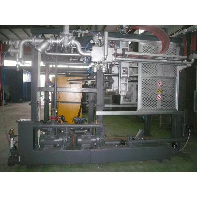 k série eps machine de moulage de forme
