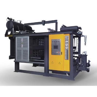 trémies machine EPS en usine de mousse échantillon