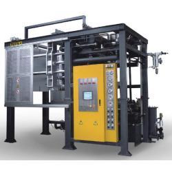 c série machine de moulage par icf