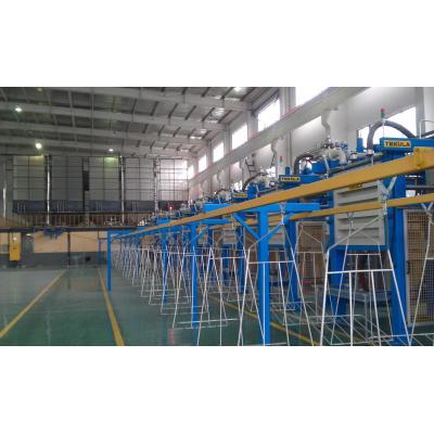 EPS الآلات في مصنع الرغوة عينة