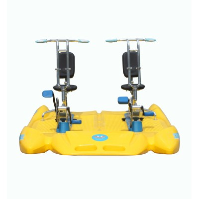 Water park equipment/water bicycle