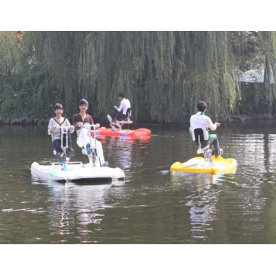 Water boats / pedal boat