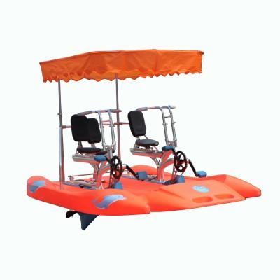 Xueming Water bikes wholesale/pedal boat