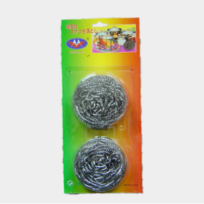 stainless steel cleaning ball / cleaning scourer ball