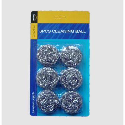 stainless steel scouring pads/cleaning ball