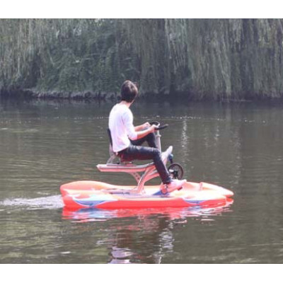 Water bike original factory / water fun equipment