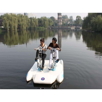 water bike supplier / pedal boat