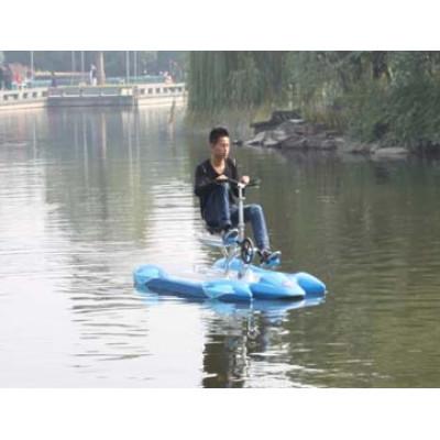 Water ride bike /water boats
