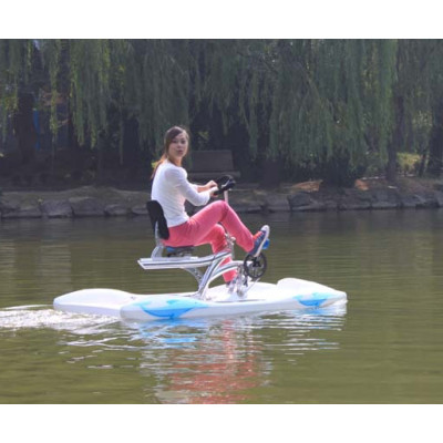 water bike for 1 person /pedal boats for sale