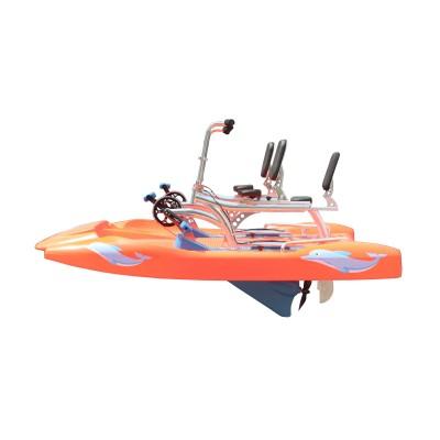 Amusement park boat/ boat fishing