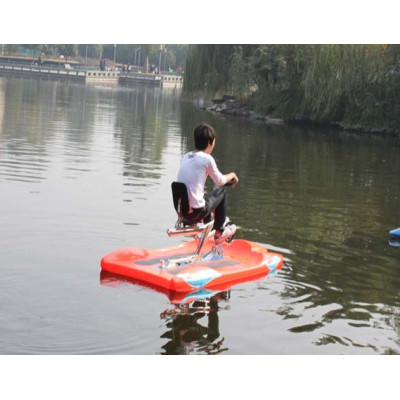 Water boat in the river / water boat for 1 person