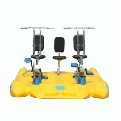 Water bike for 3 person / pedal boat for sale