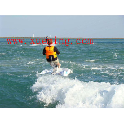 Water bike for sea/pedal boat in the sea