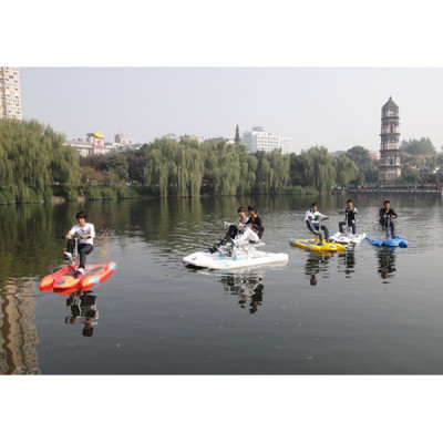 Fashion Water bike pedal boat