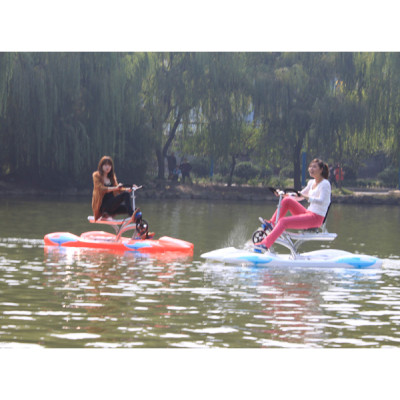 Shallow water boats,water bikes