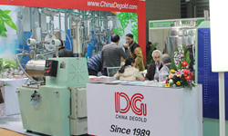 degold machine CAC 2016 exhibition