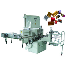 Machine d'emballage pliant chocolat