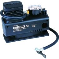 300psi mini auto compressor with gauge PRC602