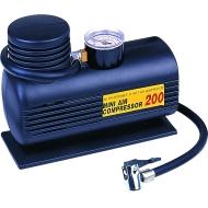 250psi air compressor with gauge PRC606