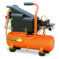 Electrical Direct Driven Air Compressor DOL50KY-6