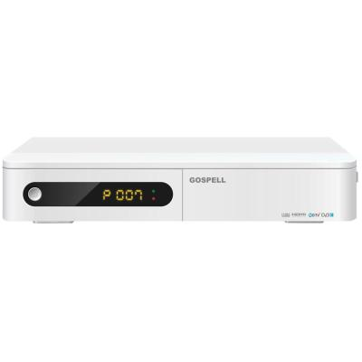 DVB-T SD H.264/MPEG-2 set top box