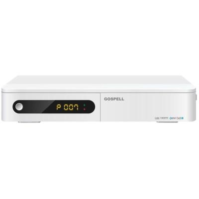 Android DVB-C HD H.264/MPEG-4/MPEG-2/AVS/Divx set top box