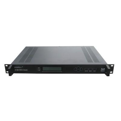 4-Channel MPEG-2 Encoder