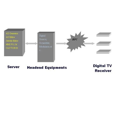 Advertisement Broadcasting System