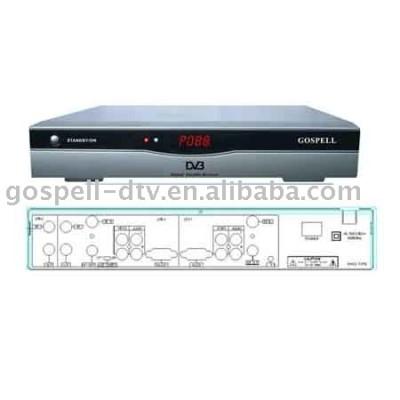 QAM DVB-C STB