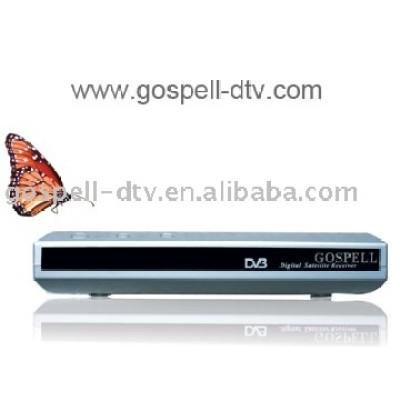 Digital QAM DVB-C STB
