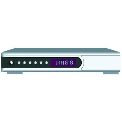MPEG-4 H.264 SD DVB-T Receiver