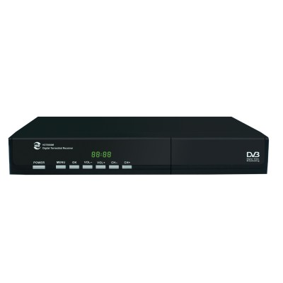 HD DVB-T RECEIVER