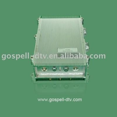 Digital MMDS-UHF Broadband Repeater