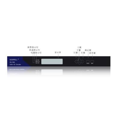 4-channel H.264 HD Encoder