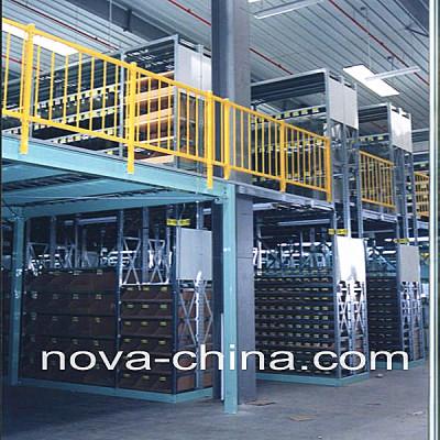 industrial steel platforms