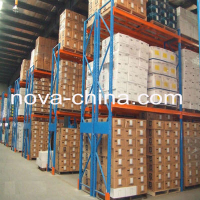 Multipurpose and Reliable Modernized Selective Pallet Racking