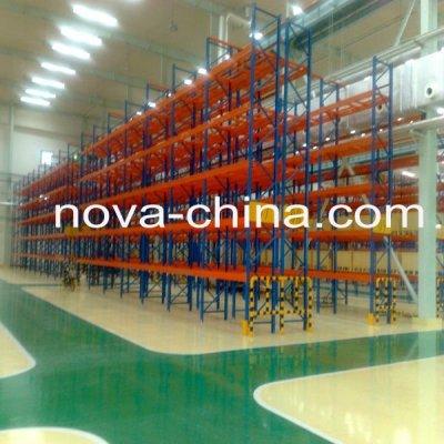 Warehouse Steel Rack
