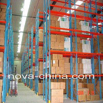 heavy duty pallet rack load capacity